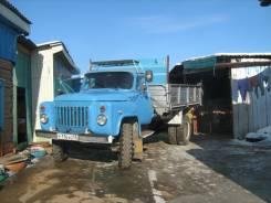 ГАЗ 53. Продаётся грузовой автомобиль Газ 53, самосвал, 2 000 куб. см., 3 000 кг.