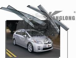 Дефлектор капота. Toyota Prius, ZVW30, ZVW30L. Под заказ