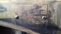 Isuzu Bighorn. UBS69GW, 4JG2