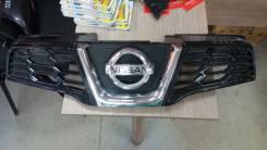 Решетка радиатора. Nissan Qashqai+2 Nissan Qashqai, J10 Двигатели: K9K, MR20DE, R9M, M9R, HR16DE