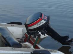 Yamaha. 9,90л.с., 2х тактный, бензин, нога L (508 мм), Год: 1995 год