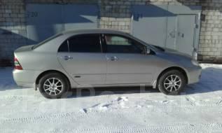 Toyota Corolla. автомат, 4wd, 1.8 (125 л.с.), бензин, 173 тыс. км