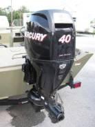 Mercury. 40,00л.с., 4х тактный, бензин, нога S (381 мм), Год: 2011 год
