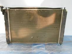 Радиатор охлаждения двигателя. Toyota Allion, ZZT240