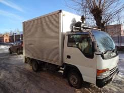 Isuzu Elf. Продается грузовой фургон Isuzu ELF, 3 100 куб. см., 1 500 кг.