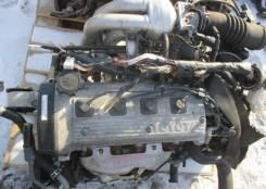 Двигатель Toyota 5EFE катушечный в сборе! Без пробега по РФ!