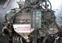 Двигатель Toyota 5EFE трамблерный в сборе! Без пробега по РФ! ГТД, ДКП