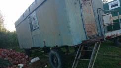 Прицеп РД, 2005. Продам вагон-дом колесный, 10 000 куб. см.