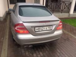 Бампер. Mercedes-Benz CLK-Class. Под заказ