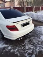 Спойлер. Mercedes-Benz C-Class, W204. Под заказ
