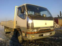 Mitsubishi Canter. Продам Митсубиси кантер борт, фургон 1996г/в 1хоз. 3.5т широколобый, 4 600 куб. см., 3 800 кг.
