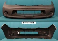 Клык бампера. Nissan Navara, D40, D40M