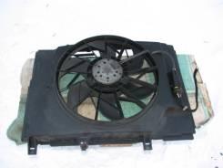 Вентилятор охлаждения радиатора. Mercedes-Benz C-Class, W202
