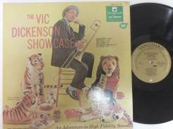 JAZZ! Вик Дикенсон / Vick Dickenson - Showcase - JP 2LP тромбон