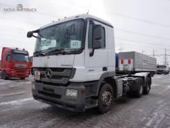Mercedes-Benz Actros. Седельный тягач 6х4 2641 S 2011 года, 11 946 куб. см., 16 950 кг.
