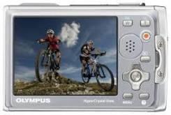 Olympus Mju Tough-6020. 10 - 14.9 Мп, зум: 5х