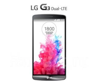 LG G3 Dual LTE. Б/у
