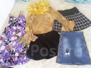 Кофта, сарафан, юбки на подростка. Рост: 128-134, 134-140, 140-146, 146-152 см
