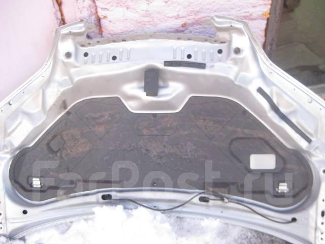 Капот. Mazda Demio, DY5R, DY3R, DY5W, DY3W Двигатели: ZJVE, ZYVE