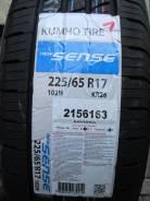 Kumho Sense KR26. Летние, 2017 год, без износа, 4 шт. Под заказ