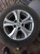 Продам колеса в сборе. x15 5x114.30