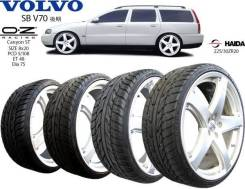 OZ Racing Canyon. 8.0x20, 5x108.00, ET48, ЦО 75,0 мм.