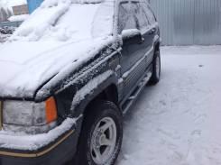 Подвеска. Jeep Cherokee