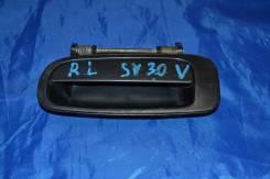 Ручка двери внешняя. Toyota Vista, SV32