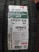 Kumho Road Venture APT KL51. Летние, 2013 год, без износа, 4 шт. Под заказ