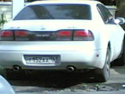 Бампер. Lexus GS300, JZS147 Двигатель 2JZGE