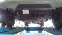Защита двигателя. Toyota Hiace Regius Toyota Granvia Двигатель 1KZTE