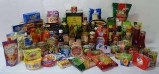 Бакалея и Продукты питания от оптовой компании с доставкой!