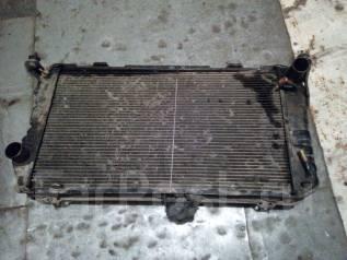 Радиатор охлаждения двигателя. Toyota Lite Ace, CR30G, CR31