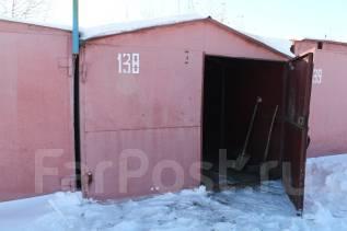 Гаражи металлические. переулок Степной 6, р-н Железнодорожный, 18 кв.м., электричество