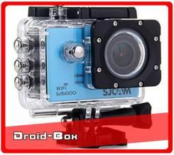 SJCAM SJ5000 WiFi. 10 - 14.9 Мп, с объективом