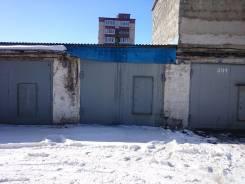 Гаражи капитальные. улица Шошина 37, р-н БАМ, 37 кв.м., электричество, подвал.