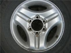 Toyota Land Cruiser Prado. x16, 6x139.70