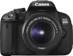 Canon EOS 650D Kit. 15 - 19.9 Мп