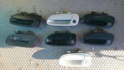 Ручка двери внешняя. Toyota: Corona, Caldina, Carina, Carina E, Corona SF Двигатели: 2C, 2CT, 3CE, 3SFE, 3SGE, 4SFE, 5EFE, 7AFE, 4AFE, 5AFE, 2CIII