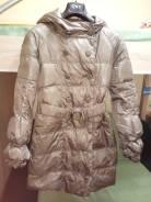 Пальто-пуховики. Рост: 128-134, 134-140, 140-146 см