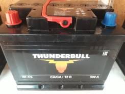 Thunderbull. 60А.ч., Обратная (левое), производство Россия