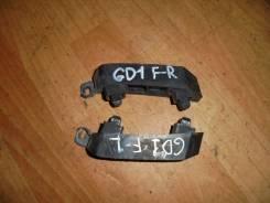 Крепление бампера. Honda Fit, GD4, GD3, GD2, GD1