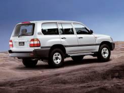 Toyota Land Cruiser. Продажа птс