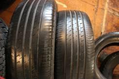 Dunlop Veuro VE 303. Летние, 2012 год, износ: 10%, 2 шт