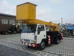 Mitsubishi Canter. Продам автовышку , Полная Пошлина, 3 600 куб. см., 15 м.