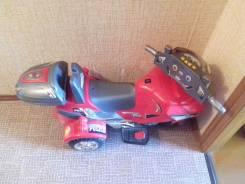 Продам электрический детский мотоцикл