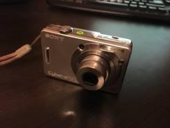 Sony Cyber-shot DSC-W55. 7 - 7.9 Мп, зум: 3х