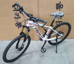 Велосипед горный алюминиевый, гидравлика, 30 скоростей, Ю. Корея