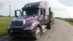 Freightliner Columbia. Продам сцепку и п/прицеп Kaessbohrer, 14 000 куб. см., 40 000 кг.