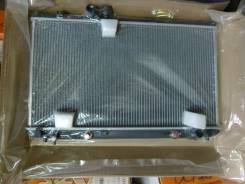 Радиатор охлаждения двигателя. Toyota Cresta, GX100, JZX105 Toyota Mark II, JZX105, GX100 Toyota Chaser, GX100, JZX105 Двигатели: 1GFE, 1JZGE